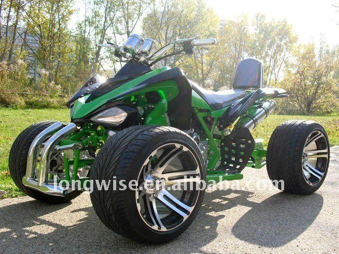 250CC Quad bike LWATV-205 EEC Promotion