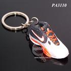 3D PVC Shoe Keychain