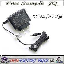 AC-3E AC-3 charger for nokia N70 N71 N72 N73 N76 N78 N80 N81 N82 N90 N91 N95