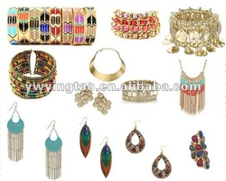 2012 new trendy fashion jewelry
