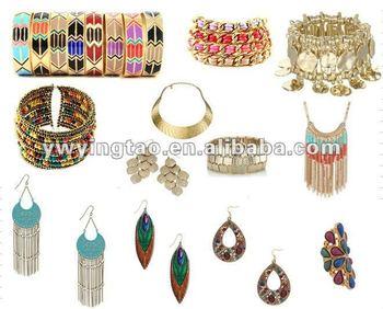 2012 new trendy fashion jewelry