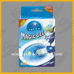 OS7817 hot toliet bowl magic gel