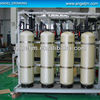 Auto water treatment for dinking water treatment