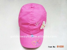 fashion and hot selling cotton baby sport cap
