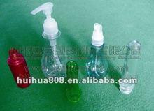 plastic aerosol spray can