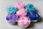 PE mesh bath flower