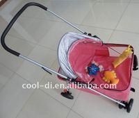 foldable fabric pet dog stroller bike KD0604021
