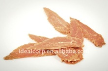 chicken jerky natural high protein low fat dog treats