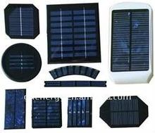 epoxy solar panel 0.5w 1.5w 2w for sale