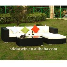Modern sofa/rattan sofa bed /living room furniture SV-2903