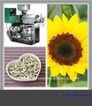 Mini semillasdegirasol prensa de aceite/pequeña capacidad de soja aceite de la máquina de procesamiento
