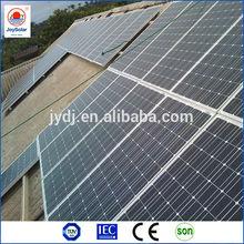310W monocrystalline module / monocrystalline solar module for high efficiency