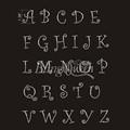 hot fix rhinestone transferencias el diseño de alfabetos