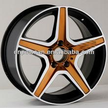BK105 alloy wheel rim for Benz