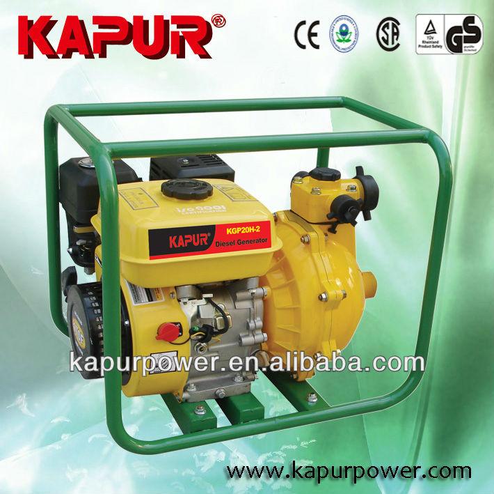 KAPUR 2 inch electric pump