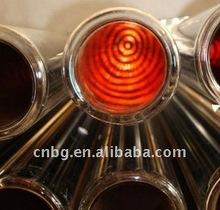 Three target solar vacuum tube with new design