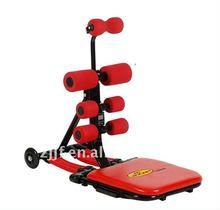 red abdominal exerciser,fitness equipment
