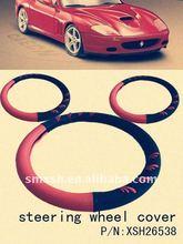 2012 new design car steering wheel covers universal