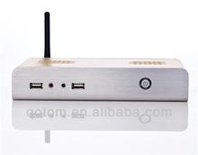 Qotom-T27 Desktop Virtualization windows xp,Enterprise Desktop computer,1080p HD thin client