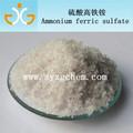 De amónio sulfato férrico