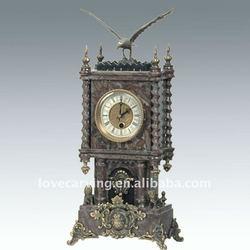 JGP106 Table Antique Marble Clock