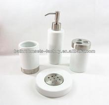 metal bathroom accessories