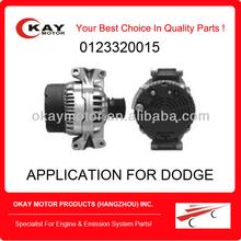 Car Alternator for DODGE 0123320015