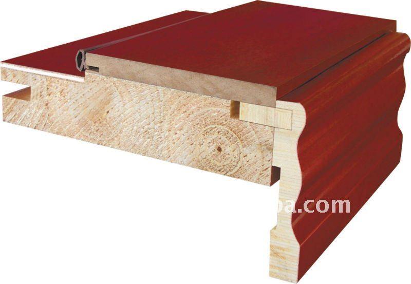 Door Wooden Frame : Wooden Door Frame, View Door Frame, Huapin Product Details from Zhuhai ...