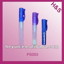 5ml 6ml 7ml 8ml 10ml 12ml 15ml plastic Cosmetic Perfume Sprayer pen