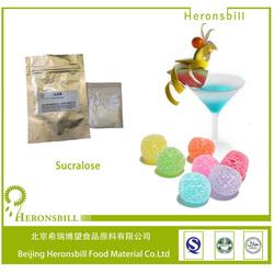 high sweetness sweetener sucralose powder