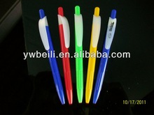 new promotion plastic ball point pen