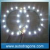 Car 60mm diameter SMD led ring angel eyes