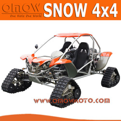 EEC 500cc Rubber Crawler Tracked Snowmobile