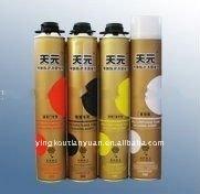 Tanyun multi-function single-component polyurethane foam sealant for sonstruction