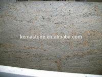 Indian Gold Granite Ivory Fantasy Granite