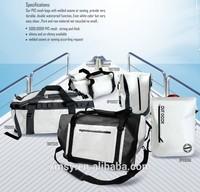 PVC waterproof duffel bag