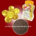 moneda de oro de chocolate chocolate bounty