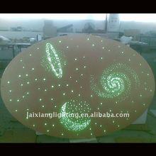 2013 new product Plastic optical fiber DIY sky moon star light