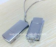 Popular jewelry usb diamond usb flash drive .