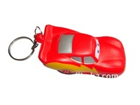 Promotion car PU items stress toy