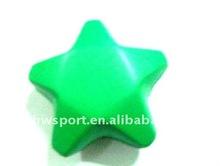 star shape stress ball