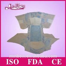 Wholesale Disposable Sleepy baby diaper/Non-woven Material baby diaper