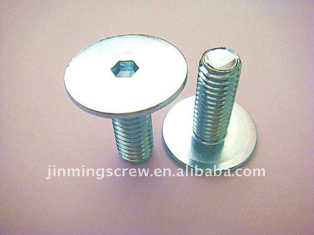 Flat Head Machine Screws Flat Head Machine Screw