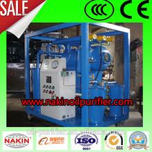 NAKIN Vacuum LEYBOLD&KARACH Transformer Oil Process Plant