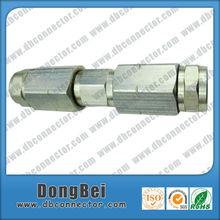 CATV coaxial Hardline P3 500 splice connector