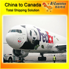 fedex express tracking from China to Canada