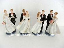 Popular Custom Wedding Figurine for sale