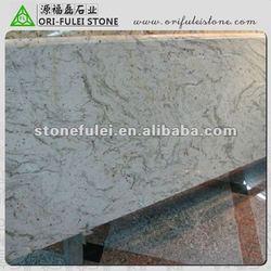 Prefab River White Granite Countertop