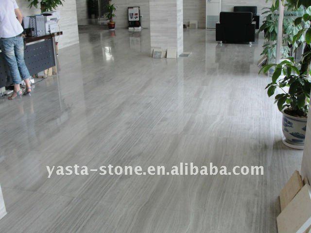 Blanco suelo de madera de m rmol for Suelo marmol blanco