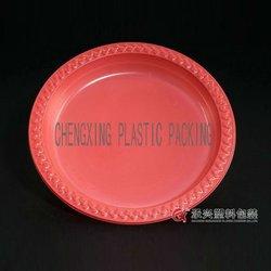 CX-203 round plastic food tray